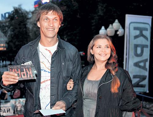 Пара Дмитрий ОРЛОВ и Ирина ПЕГОВА считалась идеальной