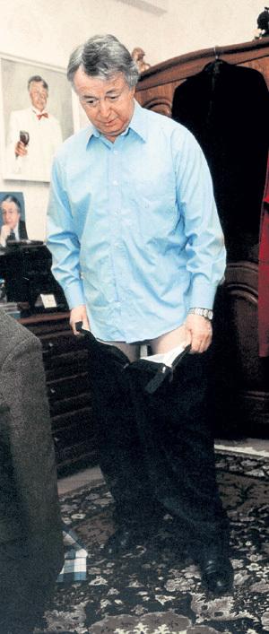 Лион ИЗМАЙЛОВ не мог допустить, чтобы московские евреи-эстрадники остались без штанов