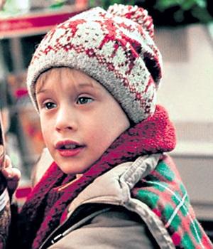 Маколей был очень милым ребёнком (кадр из фильма «Один дома»)