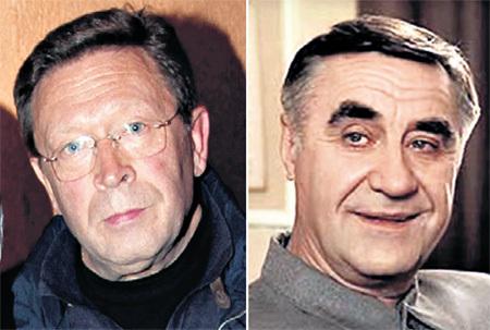 Георгий МАРТИРОСЯН – отец Лизы, Анатолий ВАСИЛЬЕВ – отец Филиппа