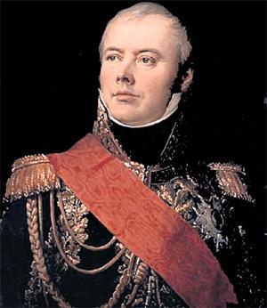 Русскую кампанию 1812 года маршал Франции Этьен-Жак МАКДОНАЛЬД простоял с корпусом под Ригой...
