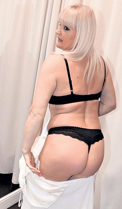 Эротические фото в нижне белье светланы премяковой