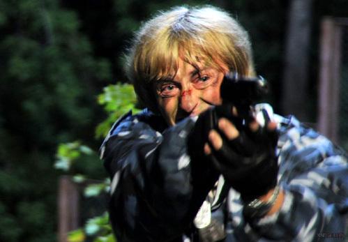 Иван-дурак (БЕЗРУКОВ) меткий, как снайпер