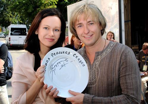 Ирина и Сергей в фильме сыграли мужа и жену