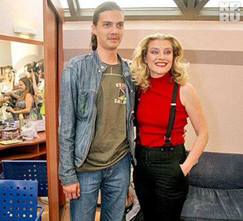 Сын Галины Даниловой, Никита, жил вместе с бабушкой в Казани (фото KP.RU)