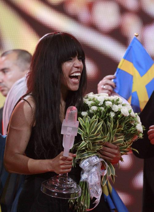Представительница Швеции Лорин заняла первое место на