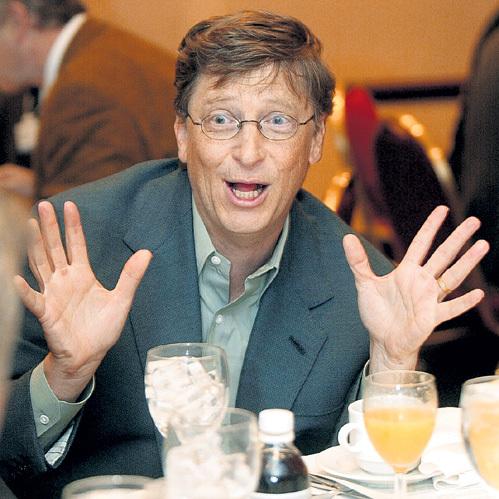 В порядке благотворительности основатель «Microsoft» Билл ГЕЙТС отправляет в Африку ГМ-продукты