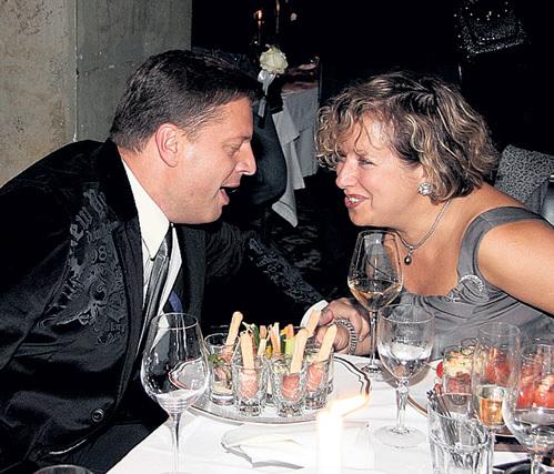 ...супруги больше наслаждаются общением друг с другом…
