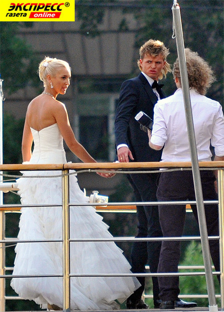 фотки свадьбы ольги бузовой