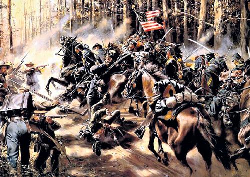 Гражданскую войну, самую кровопролитную в истории США, в американских школах подают как борьбу за права чёрных. На самом деле «благородные северяне» поначалу даже не планировали отменять рабство