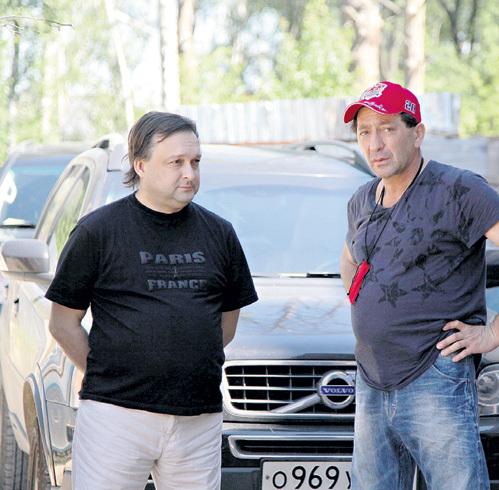 Виталий МАНЬШИН и Григорий ЛЕПС обсуждают будущее продюсерского центра