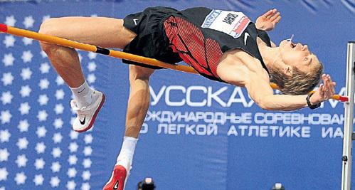 В Лондоне СИЛЬНОВ надеется подтвердить свой чемпионский статус. Фото Сергея ПАНКРАТЬЕВА/«Советский спорт»