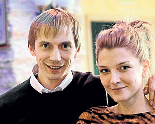 С супругой Александрой, как сказал сам Андрей, они серьёзно работают над увеличением семьи