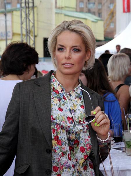 Анастасия КАЛМАНОВИЧ (фото Бориса КУДРЯВОВА)