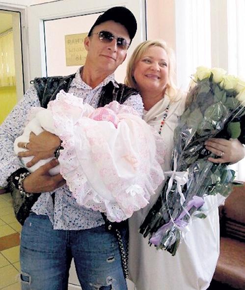 дочь розы сябитовой беременна фото