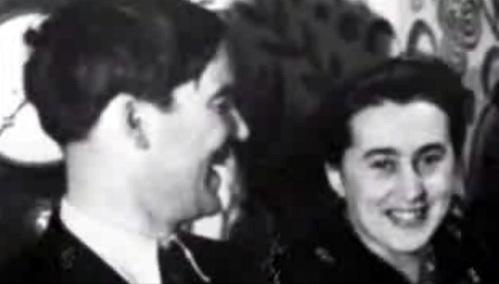 Сергей КАПИЦА с женой