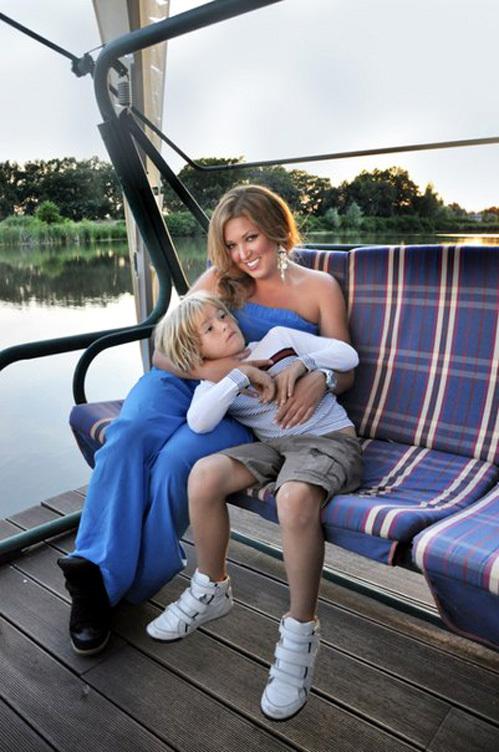дубцова с сыном фото каждый