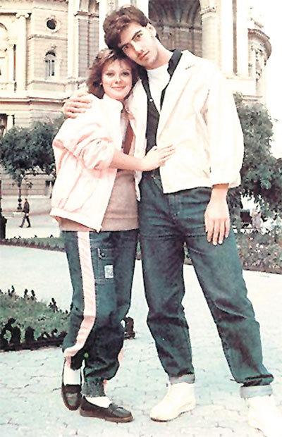 Шило с женой