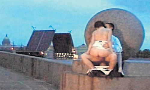 Секс на улице в питере порно видео — photo 10