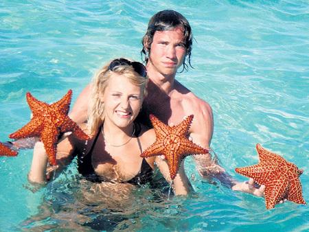 Об отдыхе на море Вероника и Антон ШУНИНЫ теперь могут только мечтать - у них даже на сон времени не хватает