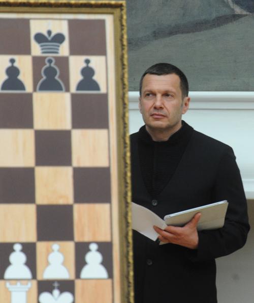 Владимир СОЛОВЬЕВ - многодетный папа! (фото РИА