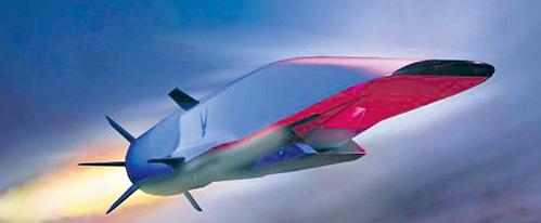 «X-51A Waverider» станет самым быстрым самолётом в мире