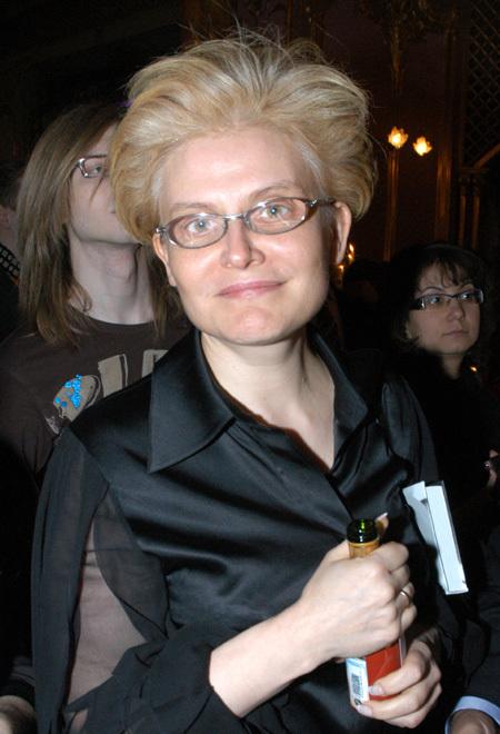Елена МАЛЫШЕВА. Фото Ларисы КУДРЯВЦЕВОЙ