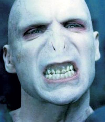 Главный злодей саги о Гарри Поттере Волан-де-Морт достиг бессмертия с помощью чёрной магии