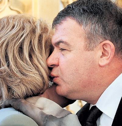 Министр всегда доверял женщинам больше, чем мужчинам. Фото: «ИТАР ТАСС»