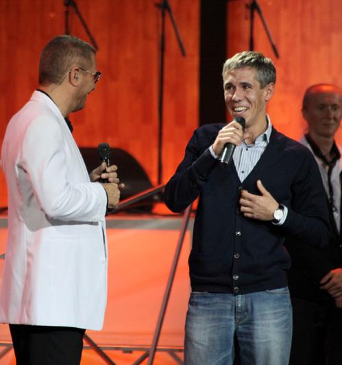 Андрей КОВАЛЁВ и Алексей ПАНИН