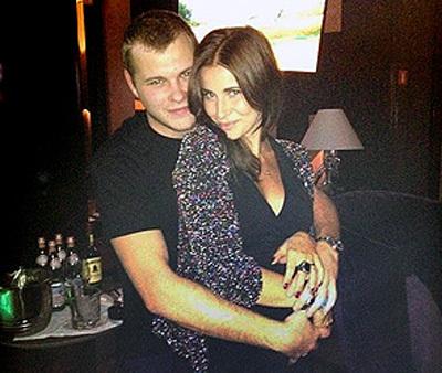 Тата МАМИАШВИЛИ и Сергей БОНДАРЧУК готовятся к рождению первенца. Фото Instagram