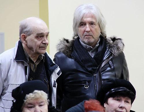 Вячеслав МАЛЕЖИК (справа)