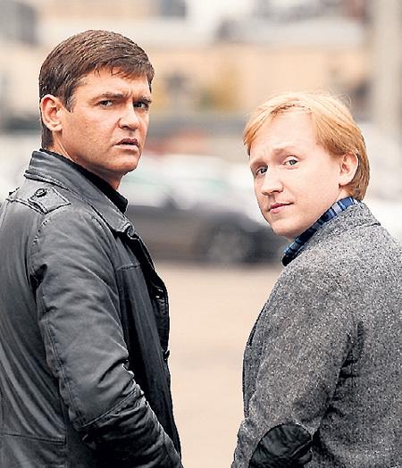 Диченко (ЛИФАНОВ) и Кочкин (МАЗУНОВ) вновь вышли на тропу войны с преступниками