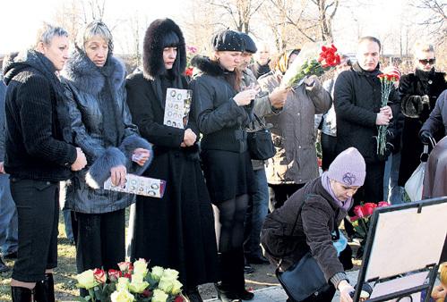 Похороны Дедюшко И Его Семьи Фото | 338x499