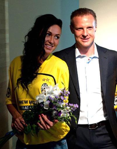 Вячеслав МАЛАФЕЕВ женится на своей подруге Екатерине КОМЯКОВОЙ (фото из личного архива спортсмена)