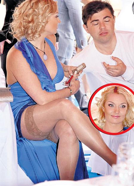 волочкова без нижнего белья порно: