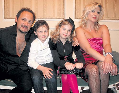 Стас МИХАЙЛОВ проведёт Новый год с любимой женой и детьми