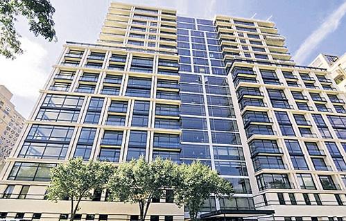 За квартиру в престижном районе Нью-Йорка певцу пришлось выложить $5,9 млн.