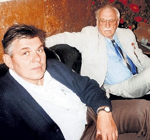 ВАЩИЛИН с Сергеем МИХАЛКОВЫМ