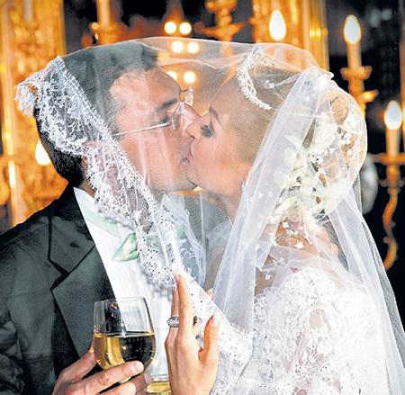 Анастасия ВОЛОЧКОВА и Игорь ВДОВИН. Фото: topnews.ru