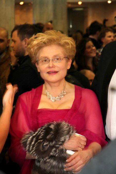 Елена МАЛЫШЕВА. Фото Бориса КУДРЯВОВА