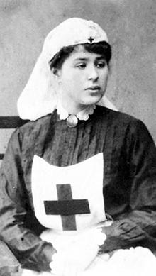 Наталья ЛЬВОВА в годы Первой мировой войны служила сестрой милосердия