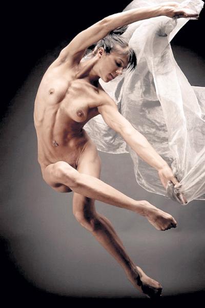 Фото Юных Голых Балерин