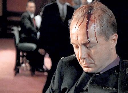 Этот кадр из бандитской саги «Бригада», после которой ПАНИН получил всероссийскую известность, сейчас вызывает оторопь