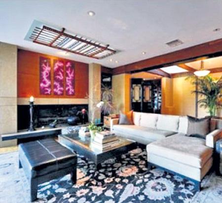 Декорировали дом ФИЛИППА известные калифорнийские дизайнеры