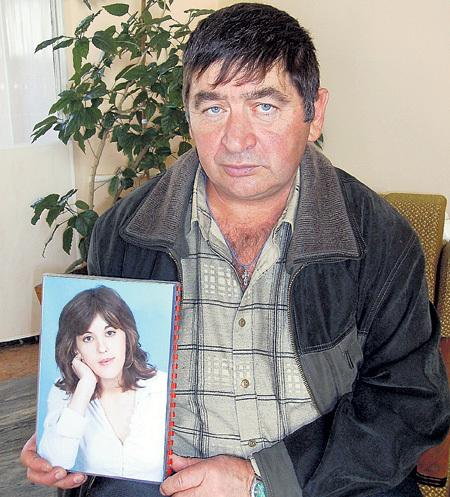 Николай ПУТИЛИН несколько лет добивался, чтобы виновные в смерти его дочери ответили за головотяпство. Оле был всего 21 год