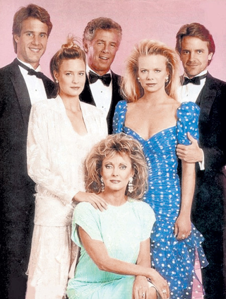 Звёздный состав сериала - семья КЕПВЕЛОВ