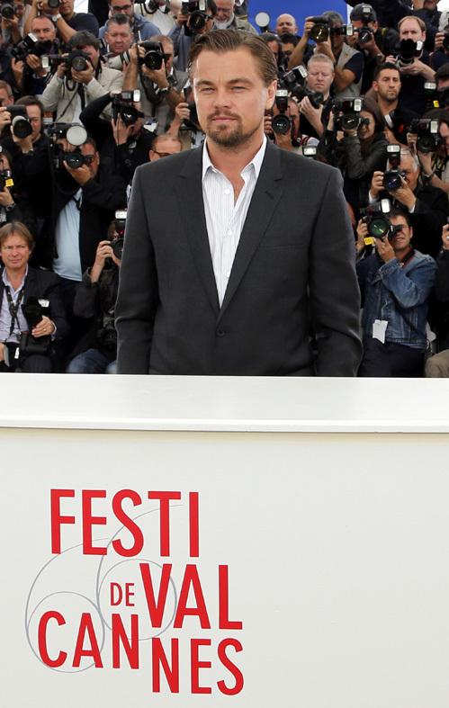 Леонардо ДИКАПРИО. Фото: © Reuters