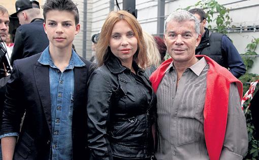 Летний сын Олега Газманова перестал скрывать