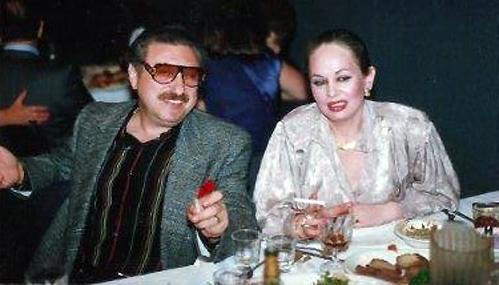 Михаил ШАПИРО с женой в США. Фото из личного архива Михаила ЦИВИНА